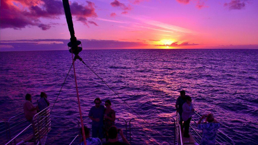 Napali Sunset Cruises