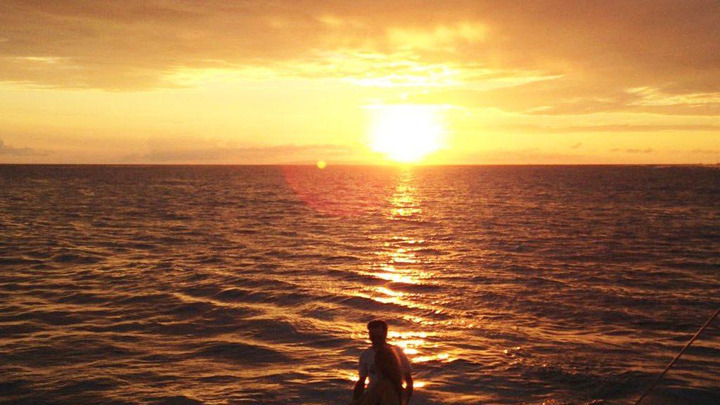 Experience A Breathtaking Kauai Sunset